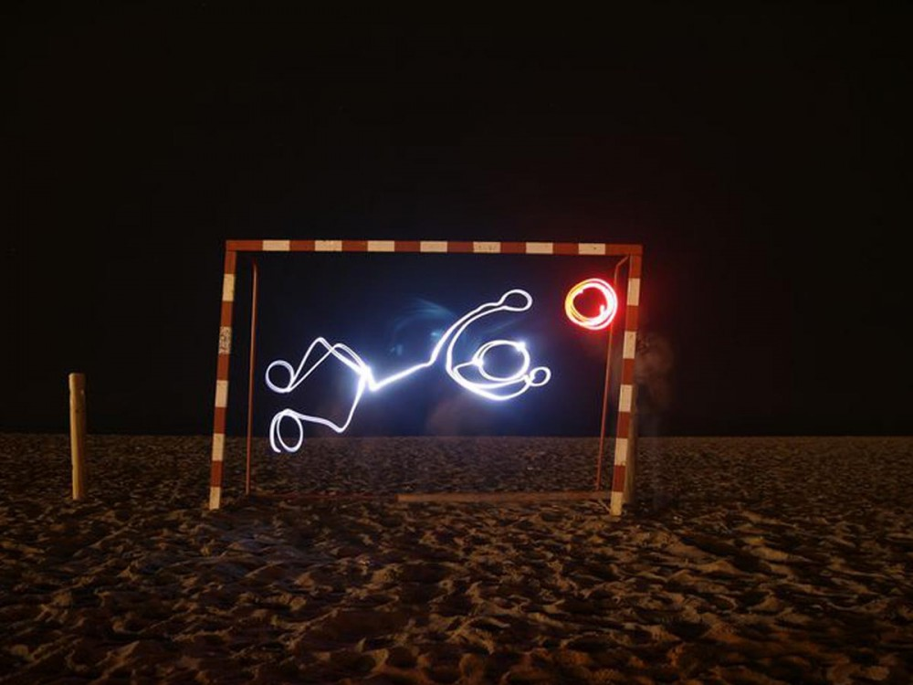 Grafitti Laser
