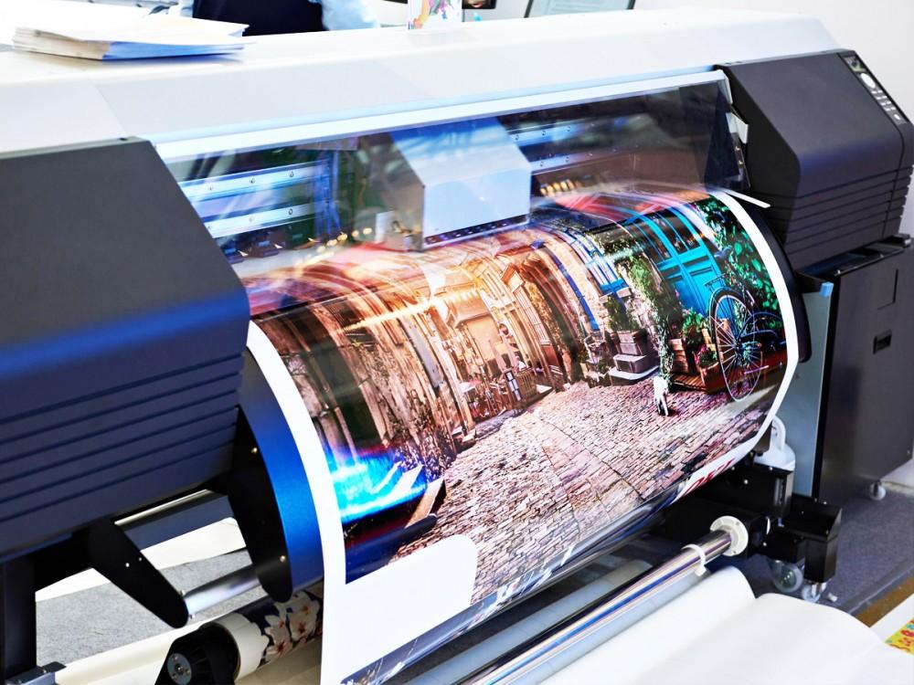 Printing point